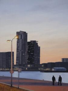 "Magdalena Tuźnik, ""Gdynia. Sea Towers"""